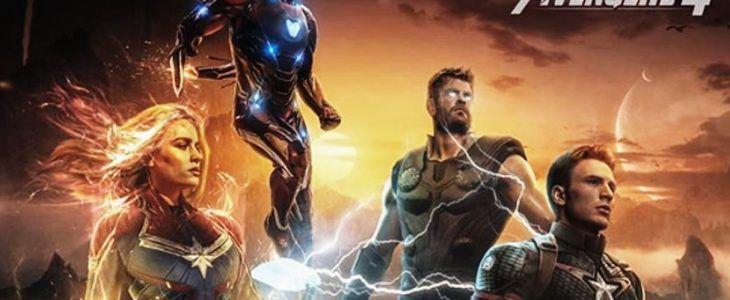 Disfruta de las mejores películas de Marvel